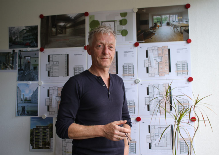 Architekt Rainer Mielke im Interview